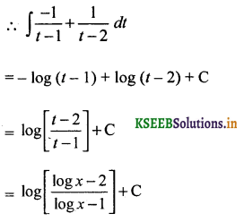 2nd PUC Basic Maths Question Bank Chapter 20 Indefinite Integrals 69