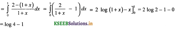 2nd PUC Basic Maths Question Bank Chapter 21 Definite Integral and its Applications to Areas 53