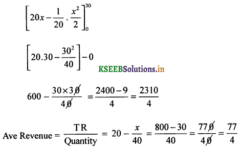 2nd PUC Basic Maths Question Bank Chapter 21 Definite Integral and its Applications to Areas 57
