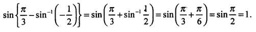2nd PUC Maths Question Bank Chapter - 2 Inverse Trigonometric Functions - 26