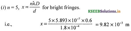 2nd PUC Physics Question Bank Chapter 10 Wave Optics 41