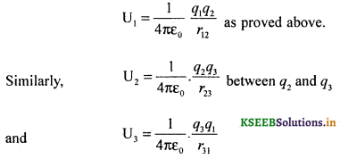 2nd PUC Physics Question Bank Chapter 2 Electrostatic Potential and Capacitance 38