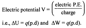 2nd PUC Physics Question Bank Chapter 2 Electrostatic Potential and Capacitance 7