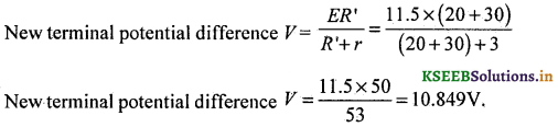 2nd PUC Physics Question Bank Chapter 3 Current Electricity 53