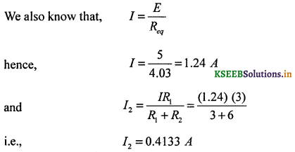2nd PUC Physics Question Bank Chapter 3 Current Electricity 63
