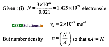 2nd PUC Physics Question Bank Chapter 3 Current Electricity 64