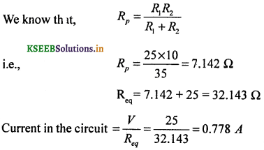 2nd PUC Physics Question Bank Chapter 3 Current Electricity 71