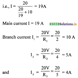 2nd PUC Physics Question Bank Chapter 3 Current Electricity 91