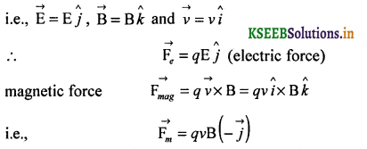 2nd PUC Physics Question Bank Chapter 4 Moving Charges and Magnetism 33