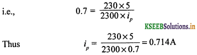 2nd PUC Physics Question Bank Chapter 7 Alternating Current 88