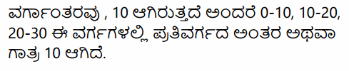 1st PUC Economics Question Bank Chapter 3 Organisation of Data in Kannada 27