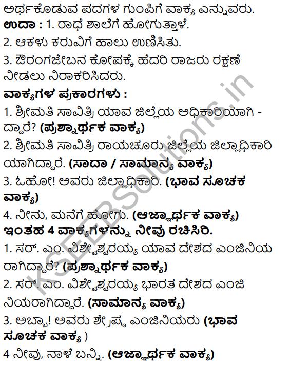 Tili Kannada Text Book Class 6 Solutions Nataka Chapter 1 Kodi Nanna Balyava 9