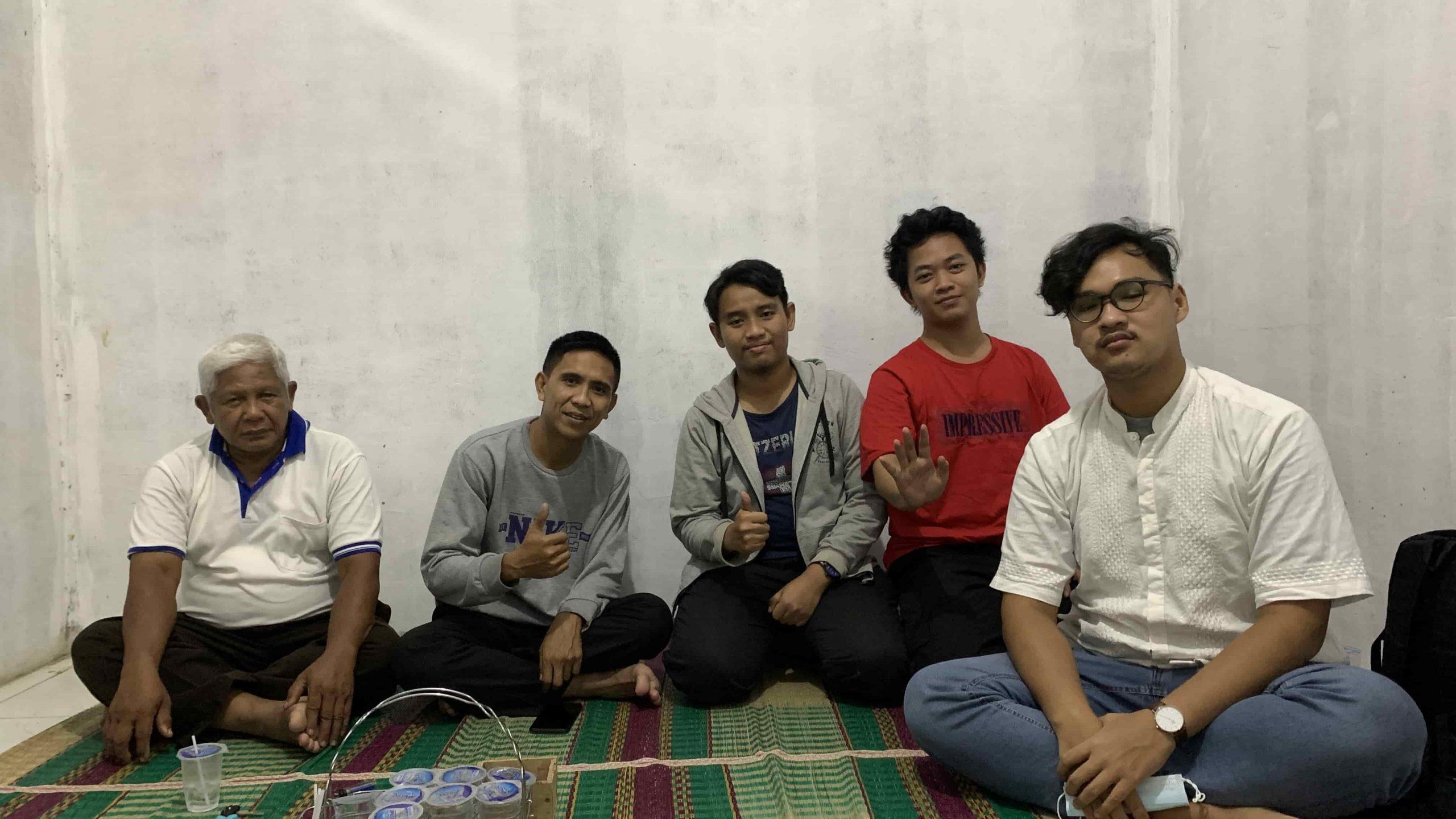 Garap Blueprint Desa Binaan, KSEI Progres Institut TAZKIA Bogor Mengadakan Kegiatan Focus Group Discussion Bersama Pengurus RT/RW