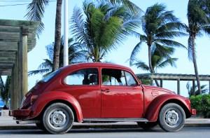 WV Beetle Mexico Beach