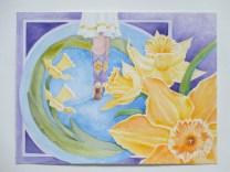 Daffodil Lady Boots $335