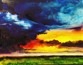 Storm Sky $185