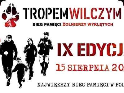 IX edycja Biegu Tropem Wilczym
