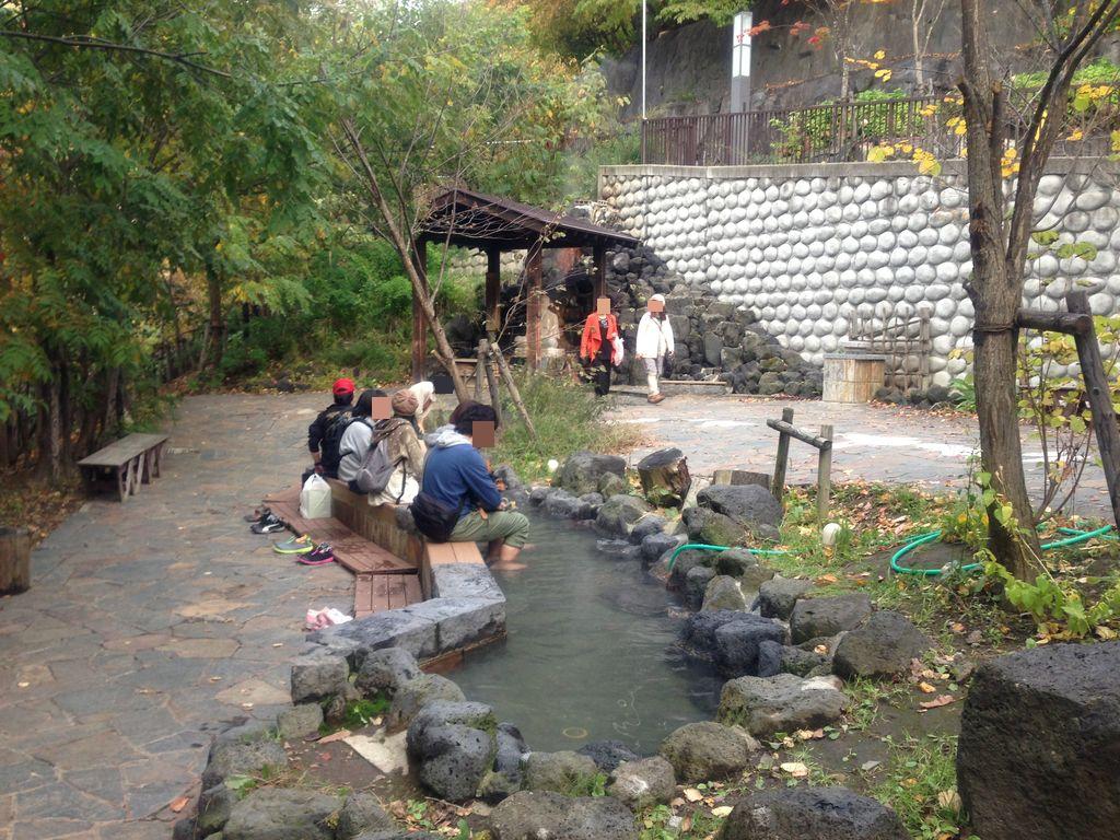 札幌定山渓・足湯まとめ!無料から有料まで4つの足湯を紹介します。