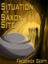 Commissioned Illustration: Situation at Saxon Site
