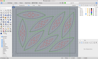Laser cut file