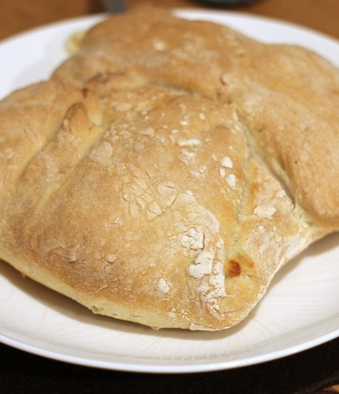 Chaczapuri – placek drożdżowy z serem