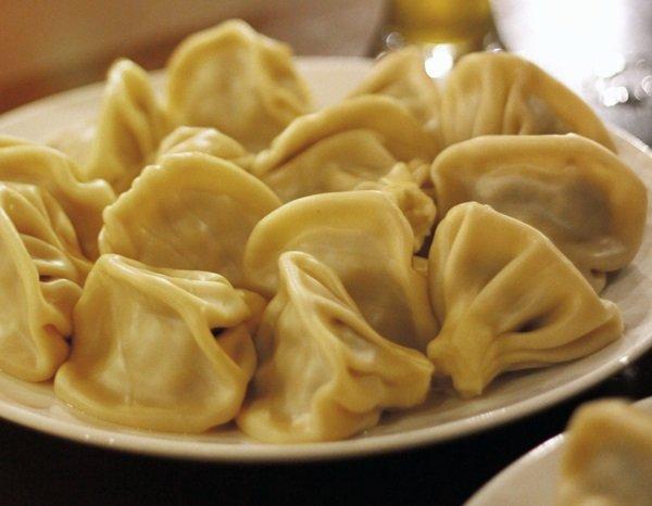 Kuchnia gruzińska - Chinkali