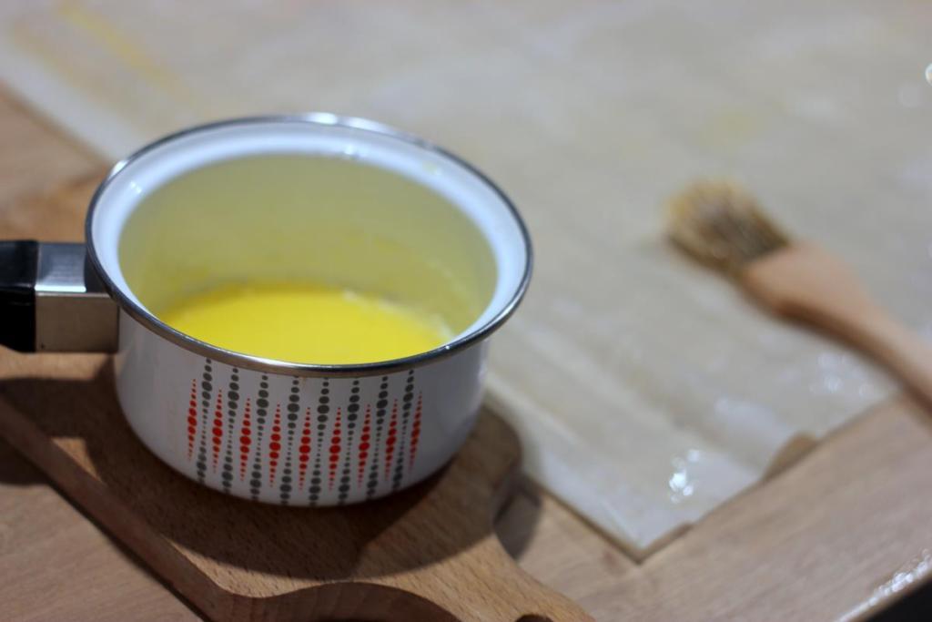 Roztopione masło