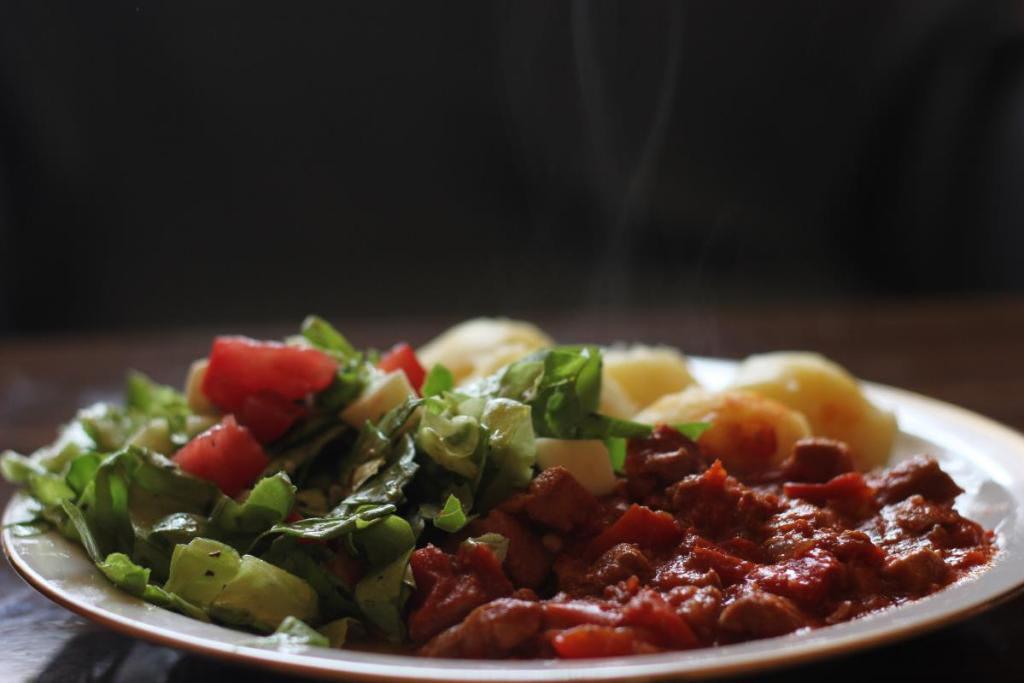 Kuchnia serbska - Mućkalica