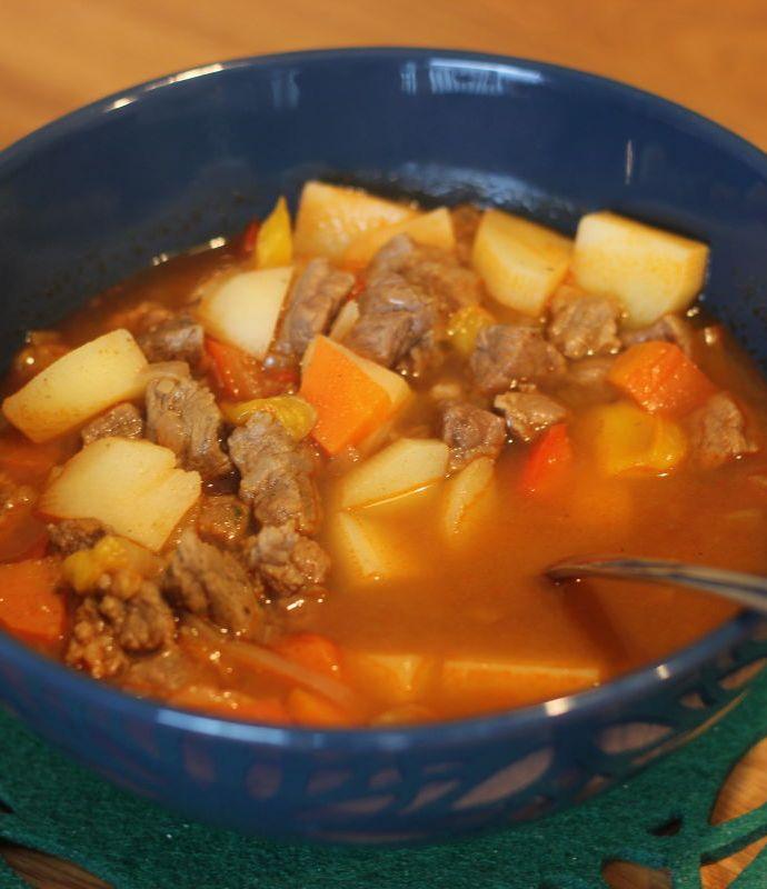 Gulaschsuppe – zupa gulaszowa