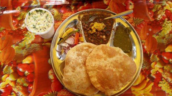 kuchnia nepalska - Chola bhatora
