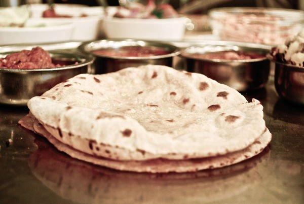 kuchnia nepalska - Chapati