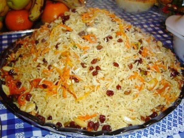 kuchnia nepalska - Pulao