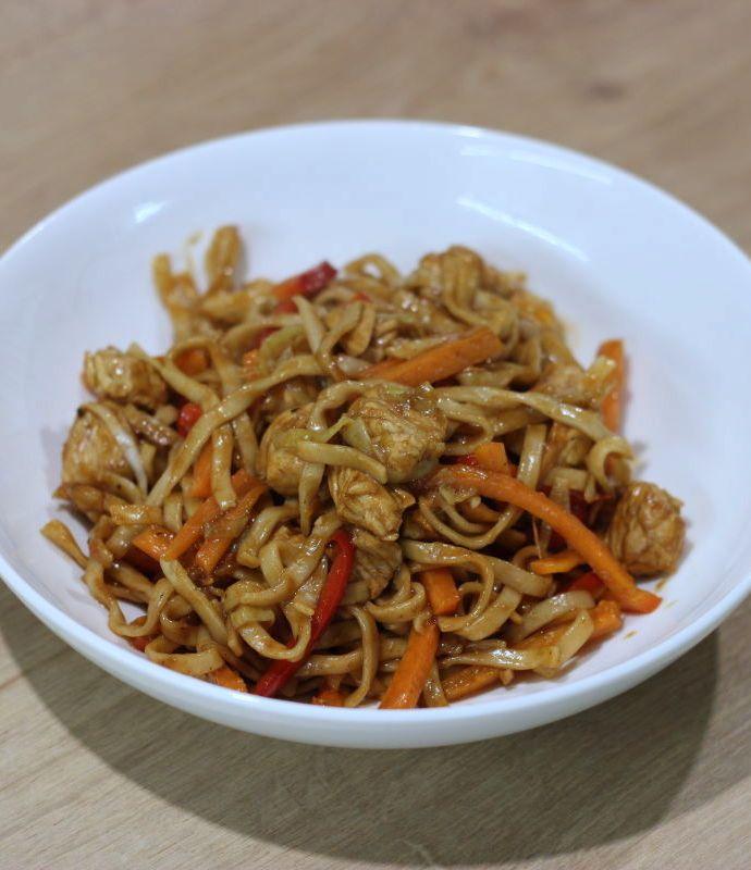 Chow mein – makaron po chińsku
