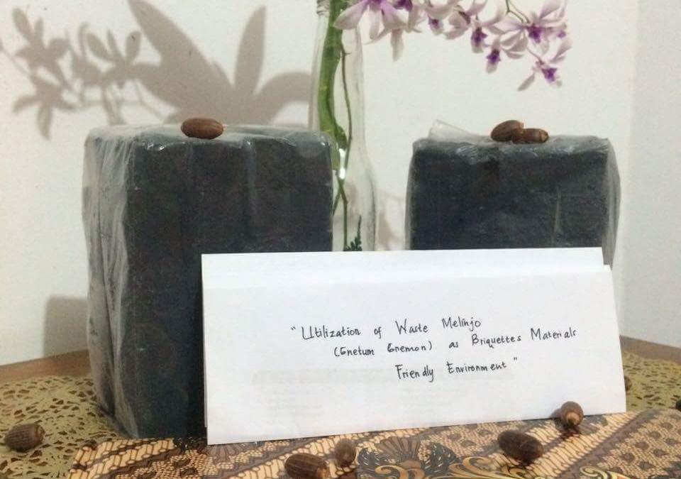 Briket dari Limbah Cangkang Kulit Melinjo sebagai Energi Alternatif Ramah LingkungaLingkungan