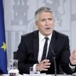 Marlaska miente a todos los Españoles sobre la situación en Cataluña