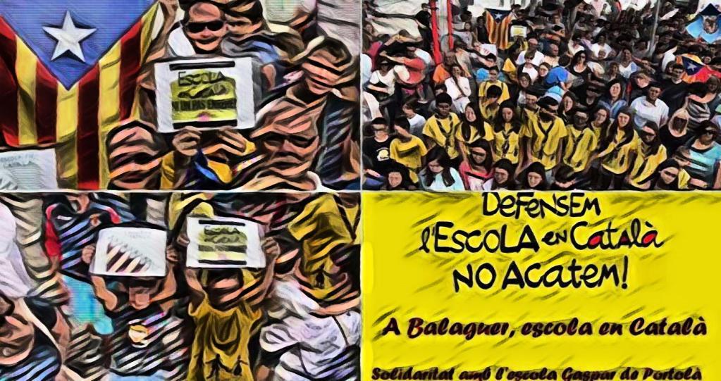 RECORDAD BALAGUER - Independentismo cataluña