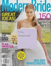 Kustom Sounds Kauai featured in Modern Bride Magazine