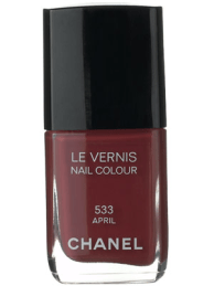 Chanel vernis April nail polish