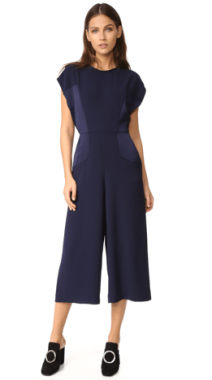 Whistles Jasmine Cutout Jumpsuit 1