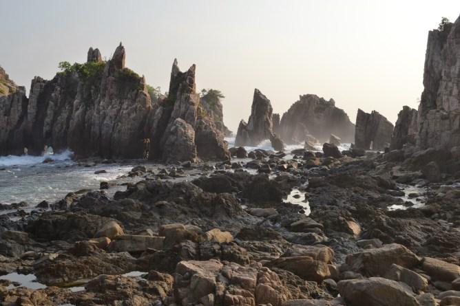 Image result for Akses perjalanan ke Pantai Gigi Hiu