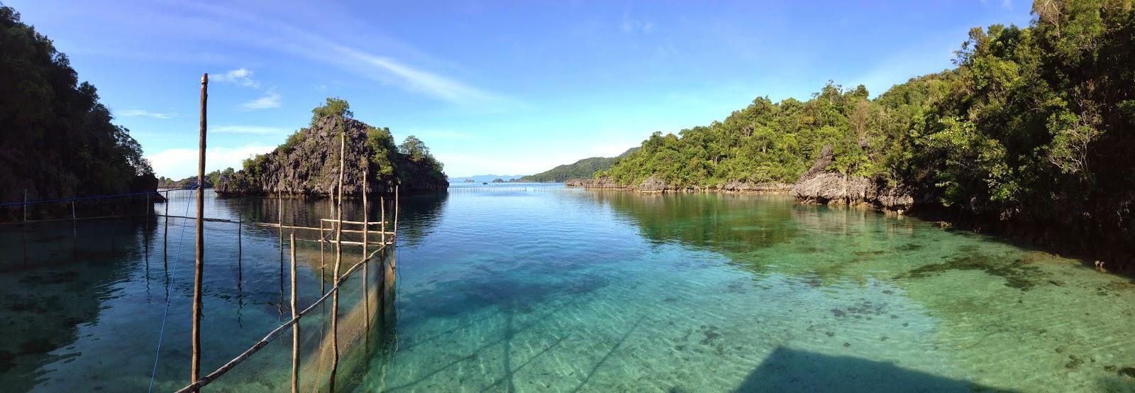 Pulau Labengki Sulawesi Tenggara