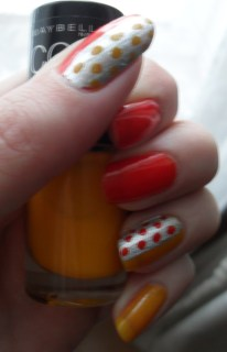 dots with a twist
