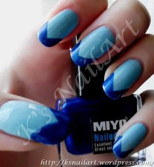 OMD Challenge - blue