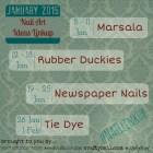 January 2015 themes