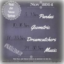 November 2014 Themes