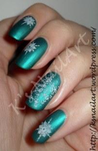 N.A.I.L. - Matte Snowflakes
