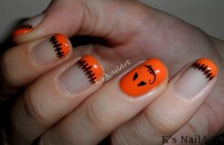 Halloween Nails 2015