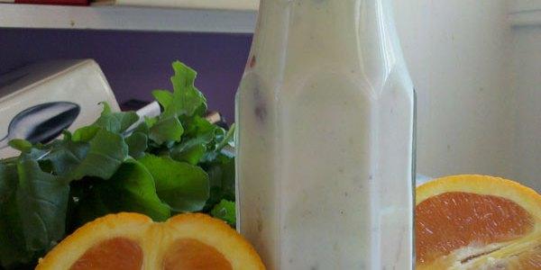 Orange Yogurt Salad Dressing Recipe