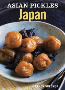 Asian Pickles: Japan