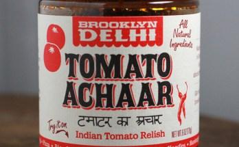 Tomato Achaar Brooklyn Delhi